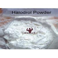 99% Muscle Building Prohormones Raw Steroid Powder Halodrol 50 / Turinadiol Manufactures