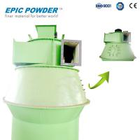 Ultra Fine Air Classifier Powder Machine High Efficiency For Fly Ash Powder Manufactures