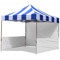 Promotion Advertising Folding Tent , 4 X 4 Outdoor Pop Up Canopy Tent Manufactures