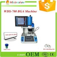 China Only here professional cell phone repair station WDS-700 iphone logic board repair tool on sale