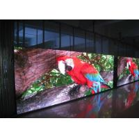 High Definition SMD Large Led Display Screen , Advertising Led Video Display full color p3.91 linsn /nova control Manufactures