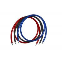 2.5mm Solar PV Wire Photovoltaic Cable Outdoor / Indoor Climate Resistance Manufactures