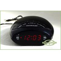Dual Alarm, AM / FM Digital Clock Radio with Snooze and Sleep Timer Manufactures