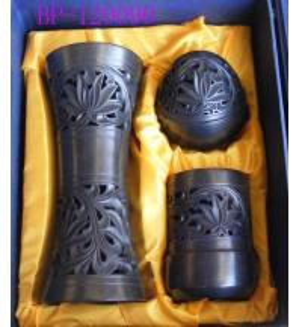 black vase decoration Manufactures