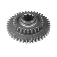 China Types of Casting Double Spur Gear on sale