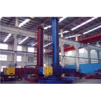 Industrial Boiler / Tank Welding Column Boom Wireless Wired With Cross Slides Manufactures