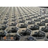 SS304 Hexmesh with bonding hole Manufactures
