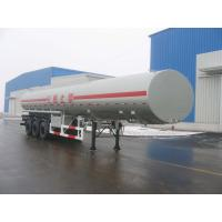 43000L-3 Axles-Carbon Steel Monoblock Tanker Semi-Trailer for Fuel and Water Manufactures