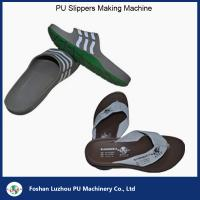 PU Polyurethane Slipper Making Machine Manufactures