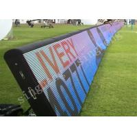 Buy cheap Outdoor LED Football Pitch Advertising Boards Excellent Color Consistency from wholesalers