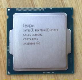 G3220  SR1CG Pentiun Desktop Computer Processor ,  Desktop Pc Cpu  3MB Cache Up To 3.0GHz Manufactures