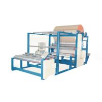 Buy cheap Horizontal Electric Foam Bonding Machine For Sponge / PVC / Non Woven Fabric from wholesalers