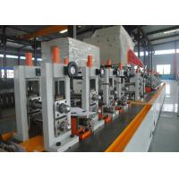 High precision used erw pipe mill/tube mill/pipe making machine with good working condition Manufactures