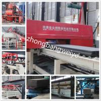 hot selling  fully automatic green light hollow concrete wall panel extuder  machine for building from china Manufactures