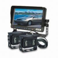 Security Transport Rear-view System with 420TVL High Horizontal Resolution, Used for Boats and Farms Manufactures