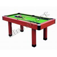 Buy cheap 6FT Pool Table Billiard Table Game Tables from wholesalers