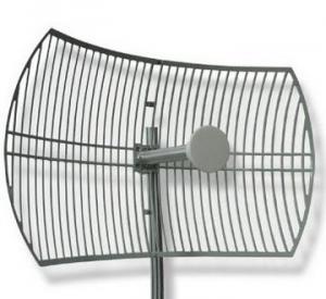 5150-5850MHz 5.8G 29dbi High Parabolic Dish Grid Antennas Manufactures