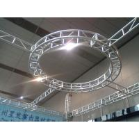 6 meter Diameter Bolt Circle Truss Safety With Alloy Aluminum Tube Manufactures