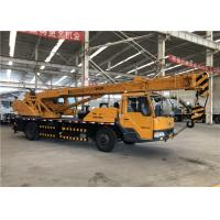 Main Boom Elevation Hydraulic Truck Bed Crane Max Lifting Height 28m Manufactures