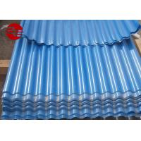 4 8 Colour Coated Roofing Sheets For Decorative Corrugated