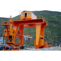 China Electric Dam Top Double Girder Gantry Crane For Hydraulic Equipment Transport Lifting Industrial on sale