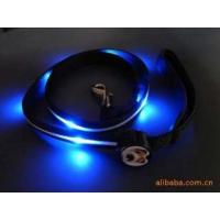 Hot Sale LED Electronic Flash Diamond Dog Collar Manufactures