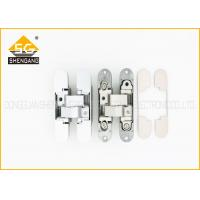 Right Hand Or Left Hand Applicable Concealed 3d Adjustable Hinge Hardware Manufactures