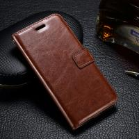Protective Soft Motorola Leather Case For Moto G4 / G4 Plus Flip Cover Folio Style Manufactures