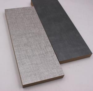 China 100kgs/Cm3 MDF Wall Panels on sale