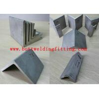 316 Stainless Steel Angle Bar AN 8550 Size: 50×50×6MM×6M Thickness: +/- 0.02mm Manufactures