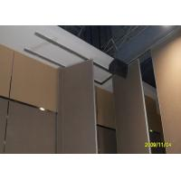 Veneer Hotel Exhibition Partition Walls Room Dividers For Churches Manufactures
