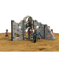 Home Climbing Wall For Kids , Kids Indoor Rock Climbing Wall Manufactures