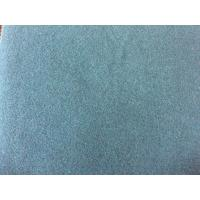 Plain Style Tricot Brushed Fabric , Brushed Polyester Fabric For Sofa Manufactures