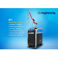 532nm 1064nm 755nm Picosecond Laser Tattoo Removal Equipment With Korea Arm Manufactures