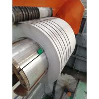 SUS304 AISI 304 EN 1.4301 Hot Rolled Stainless Steel Slit Strip In Coil Manufactures