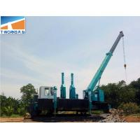 China 280T Hydraulic Press In Pile Driver , Pile Foundation Drilling Machine on sale