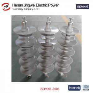 24KV 33KV 36KV 69kV For Polymer Material Transmission Composite Line Post Insulator