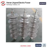 China Factory price polymer insulator manufacturers composite silicone rubber common electrical insulators on sale