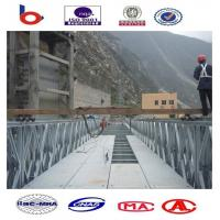Panel Bailey Bridge assembly,portable bridge,cantilever launching bridge,temporary bridge Manufactures