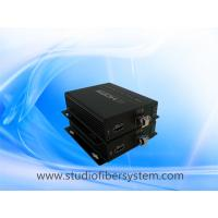 4K HDMI fiber extenders for 1ch uncompressed 4K HDMI signal over 1xLC fiber transport without delay Manufactures