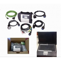China Waterproof Mercedes Benz Star Diagnosis Multiplexer C4 on sale
