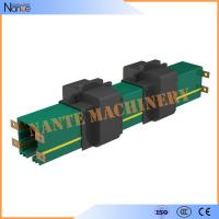 Four Poles 35A - 240A Conductor Rail System DSL Systems with PVC Housing Manufactures