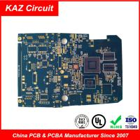 4-16Layers FR4  Multilayer PCB Board With UL ROHS REACH 0.5-6oz Manufactures