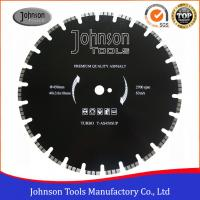 Customized Diamond Asphalt Cutting Blades Wide U Slot Type Easy Operation Manufactures