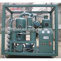 On site regenerate transformer oil series ZYD-I/oil purification/waste management Manufactures
