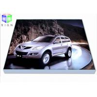 China Energy Saving LED Light Box Panels Outdoor Lighted Signs For Business on sale