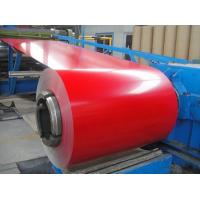 Building Decoration Pre Painted Aluminium Coil Smooth Surface For Trim / Gutter Manufactures