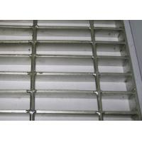 Acid Pickling 316 Stainless Steel Grating Walkway 25 X 5 Plain Bar Manufactures