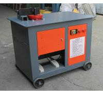Carbon Steel Rebar Processing Machine , Manual Flat Bar Rebar Bender Machine Manufactures