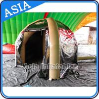 8mDia 4 legs Spider Inflatable Tent, Large Inflatable Party Air Dome Tent Manufactures